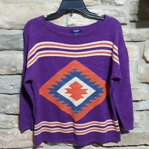 Buy 2 get 1 Free!!🤗 Chaps aztec sweater
